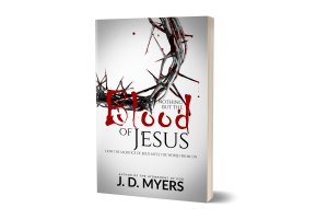 """Book Cover for """"Nothing but the Blood of Jesus"""""""